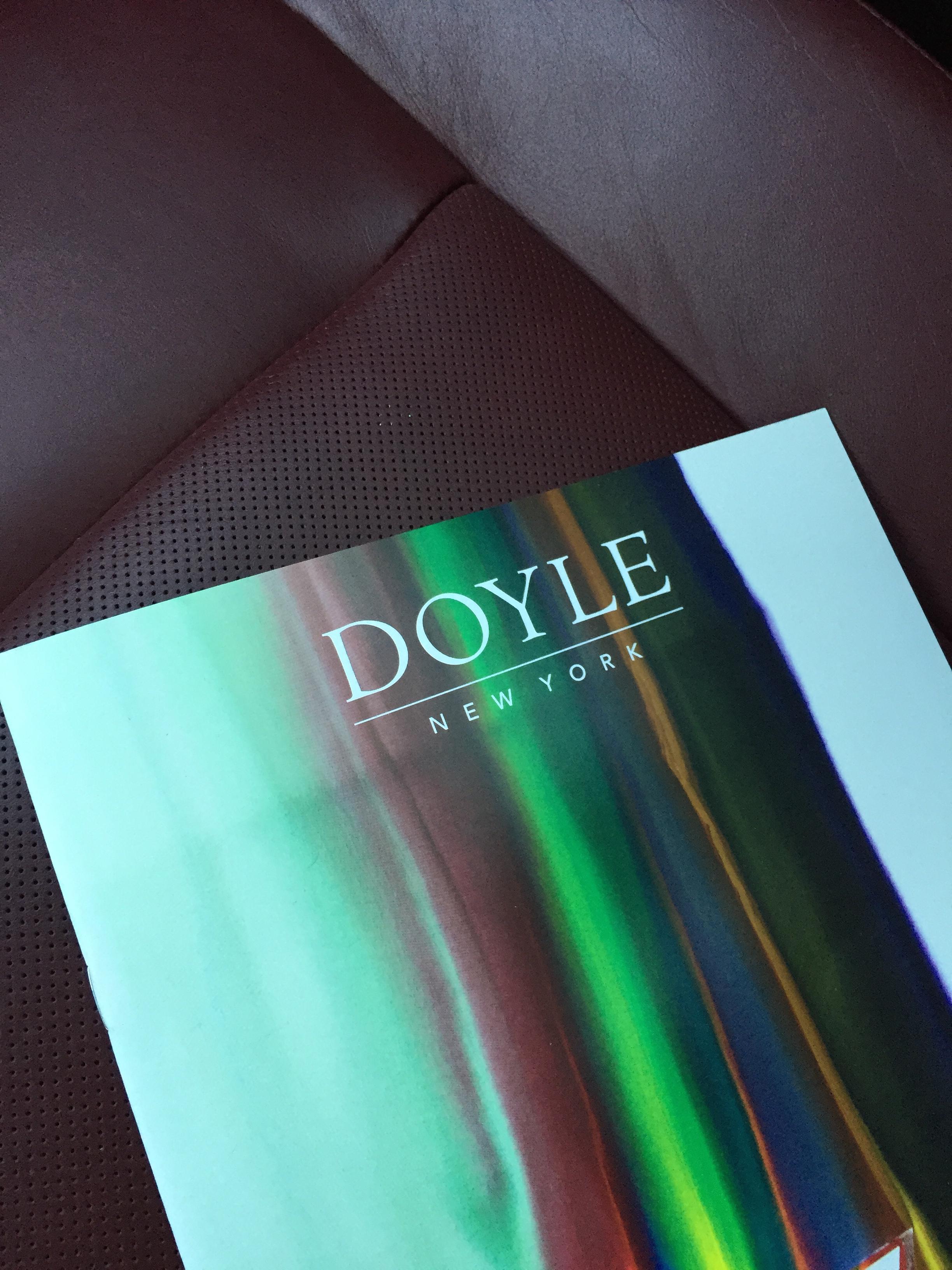 Doyle book