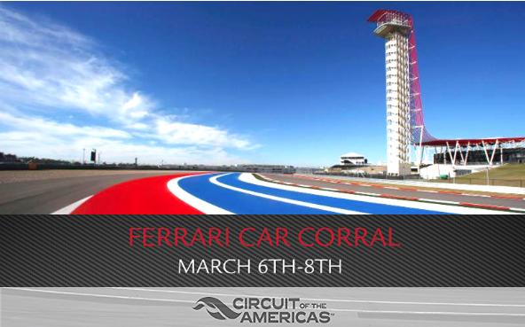Ferrari Car Corral