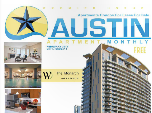 Austin Apartment Monthly image