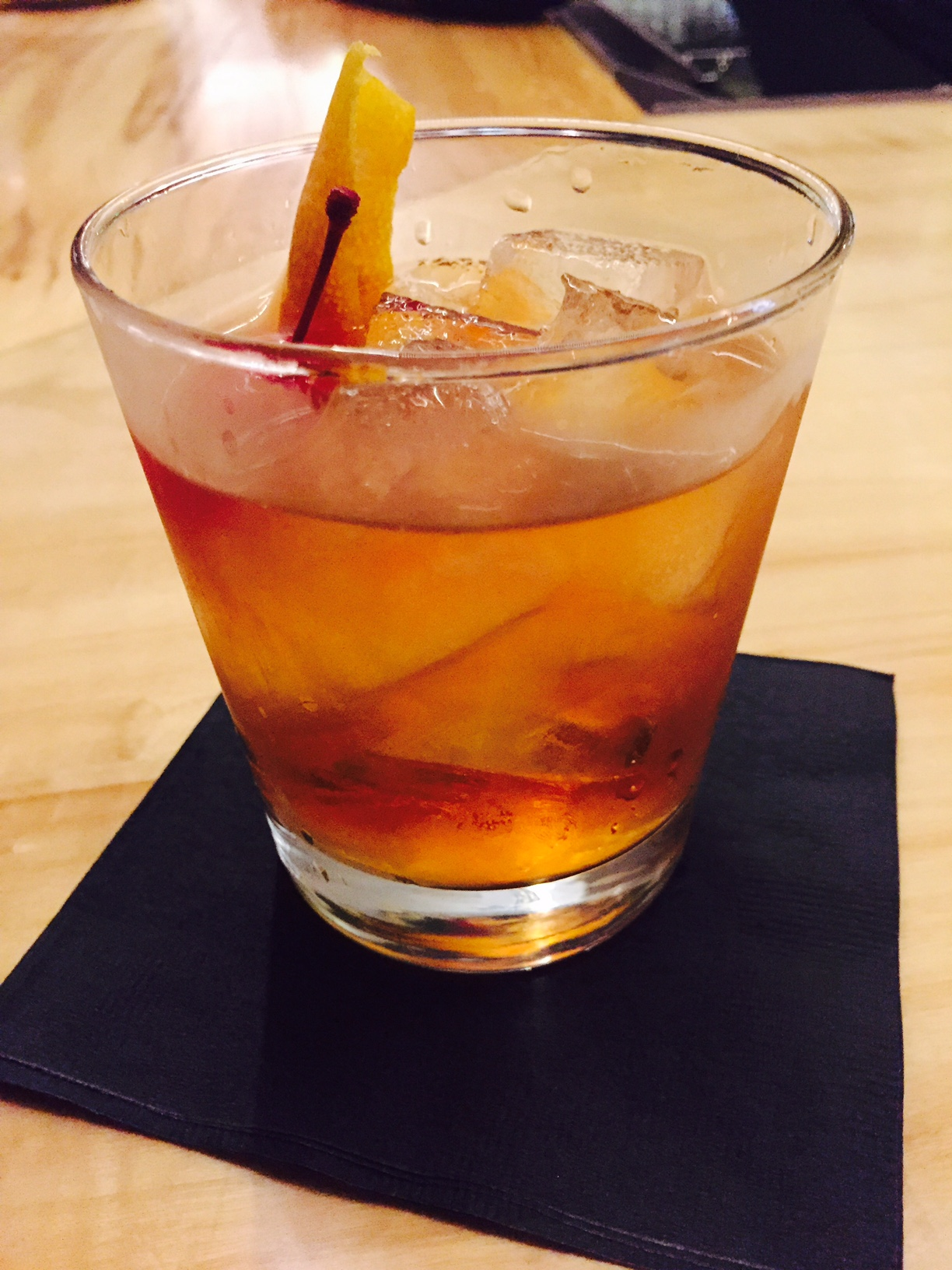 photo of Lonesome Dove's Old Fashioned