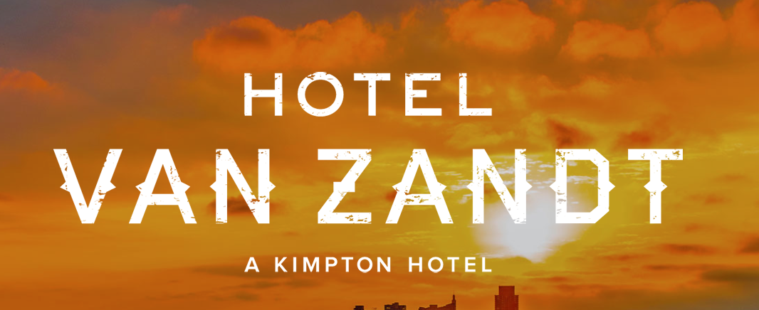 Hotel Van Zandt logo