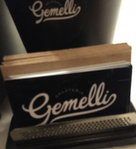Gemelli gift cards