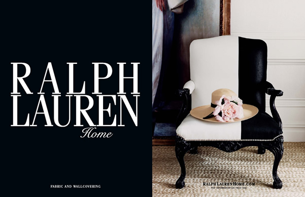 Ralph Lauren S Home Collection Is The Scott Ballew