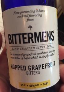 Bittermans bottle