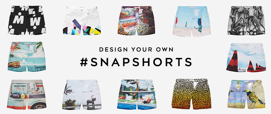 #snapshorts