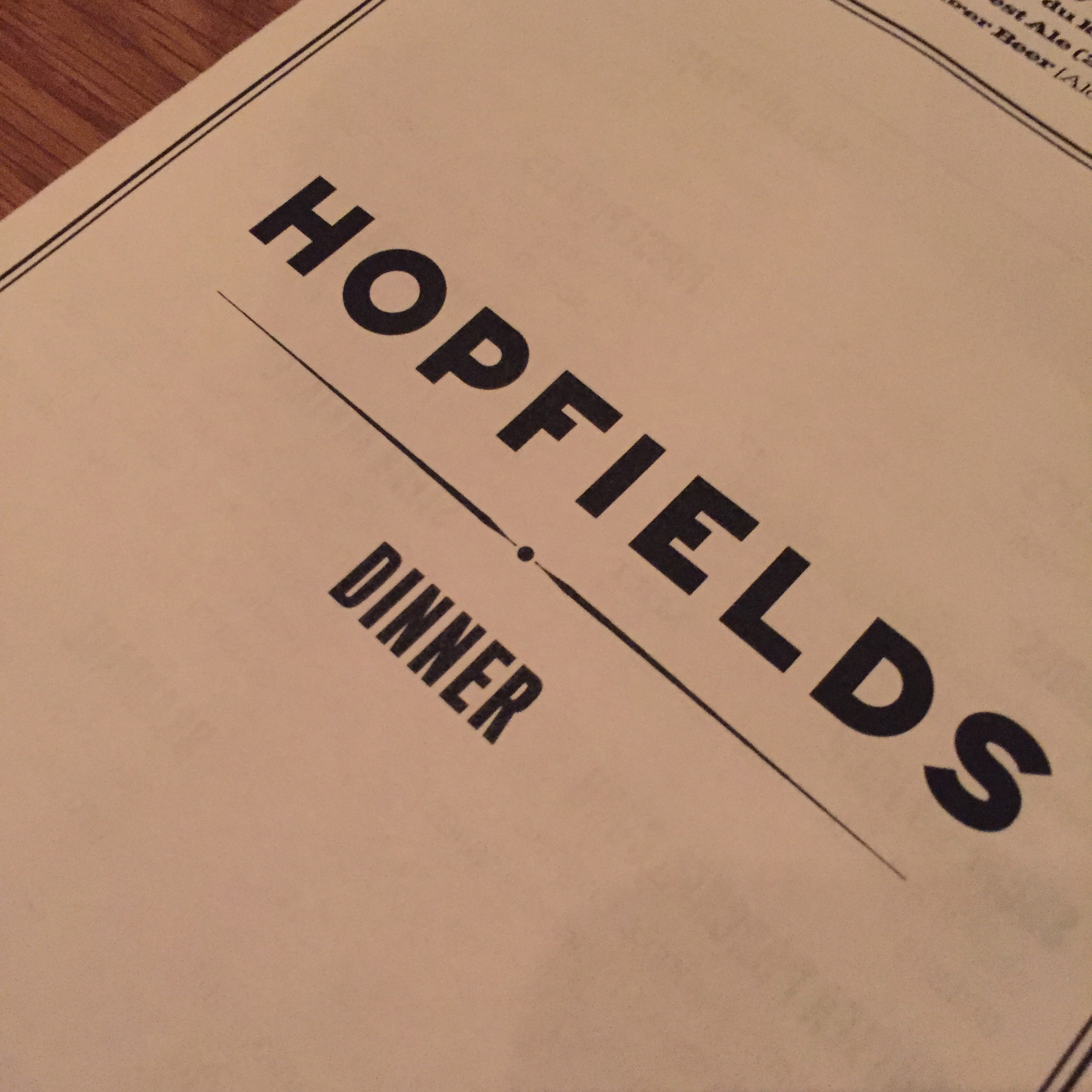 Hopfields photo
