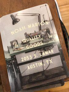 Noah Marion QG